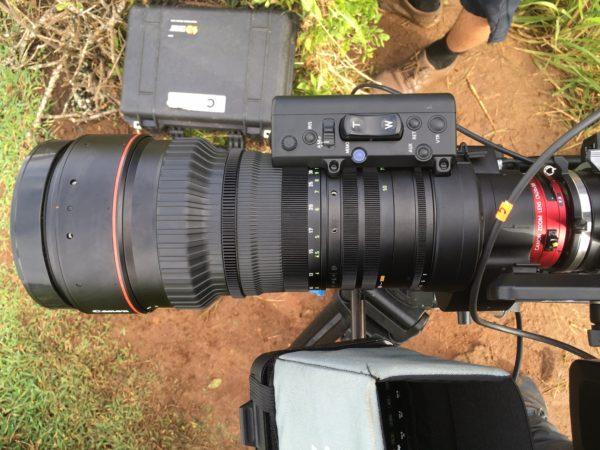 Canon Cine Servo 50-1000mm